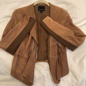 Trouve Leather Jacket